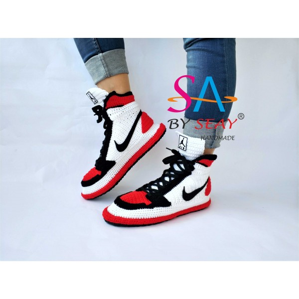 7d9d36cf6cf Knitting Style Air Jordan 1 Retro High OG