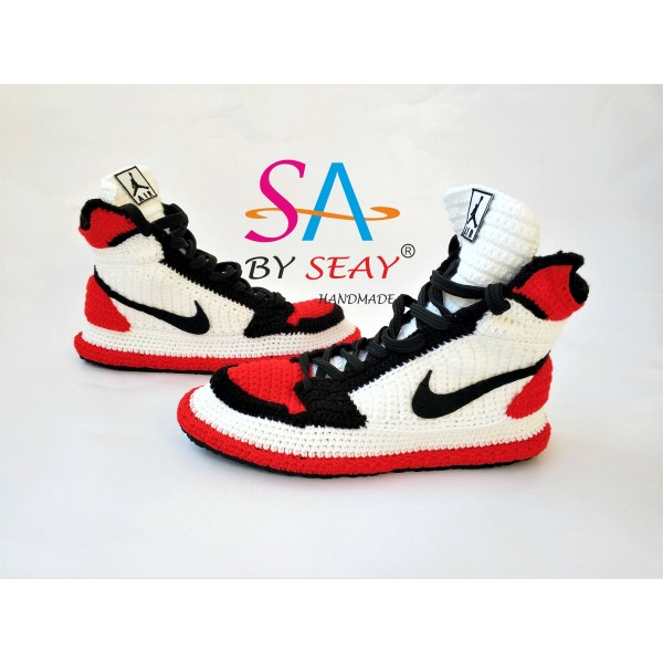 1b54607791a773 Knitting Style Air Jordan 1 Retro High OG
