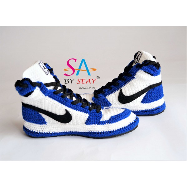 029fa581b Knitting Style Air Jordan 1 Retro High OG