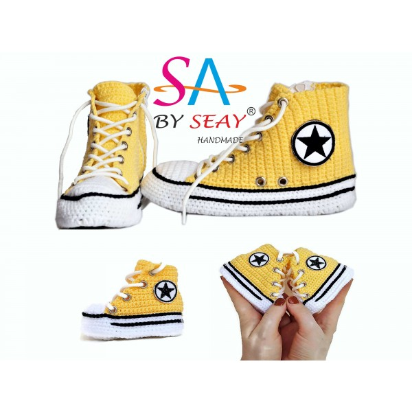301b090b1811 Matching Mommy And Daughter Shoes Outfits Baby Soft Converse ...